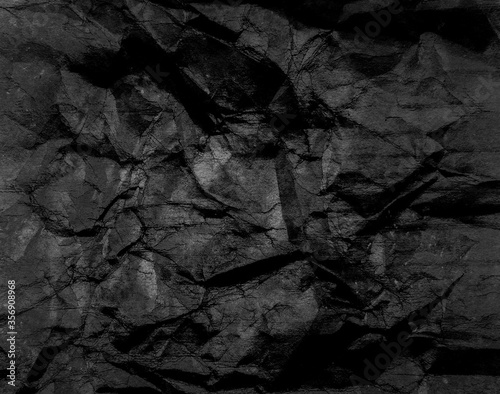 Fototapeta strong black texture obraz