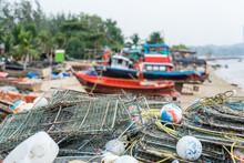 Fisherman's Crab Catching Equi...