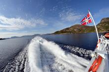 Sognefjord, Norway, Scandinavi...
