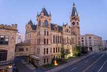 Scranton Municipal Bulding And...