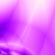 canvas print picture - Purple abstract modern light design