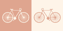 Vintage Racing Bicycles With R...