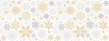 Christmas Card With Snowflake ...
