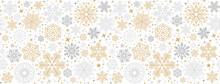 Christmas Card With Snowflake ...