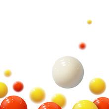 Realistic Soft Spheres. Plasti...