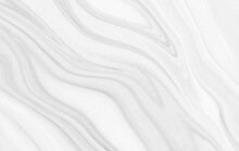 Marble Wall White Silver Patte...