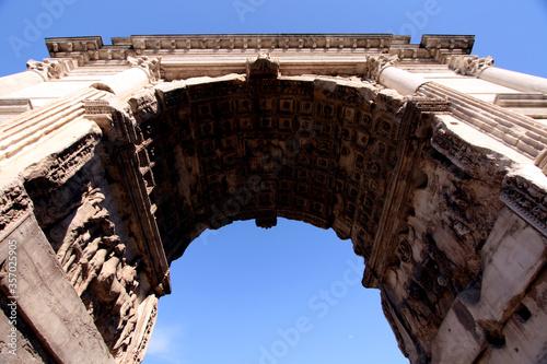 Fotografie, Obraz Arch of Titus