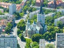 Wroclaw, Poland, May 28, 2017,...