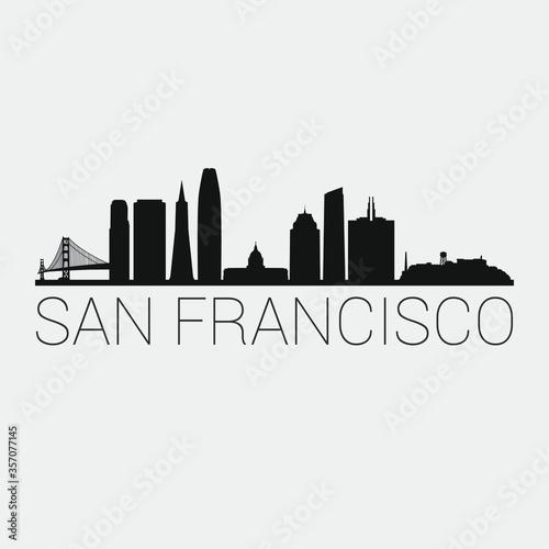 Fotografie, Obraz San Francisco California