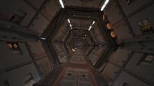 Spaceship Interior - Shuttle C...