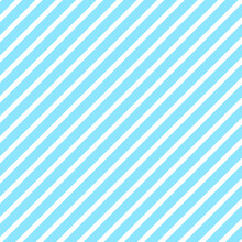 Abstract Blue And White Stripe...