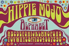 Hippie Mojo Alphabet: An Origi...