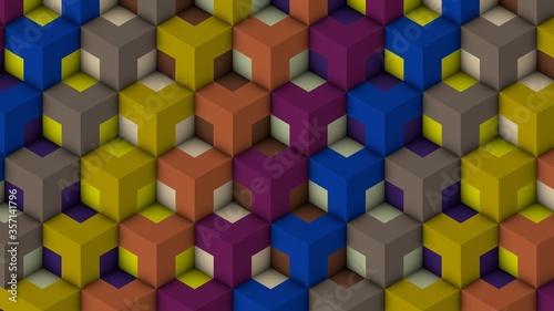 Isometric Patterns 6
