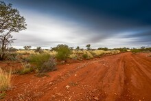 Outback Pilbara Region Of Western Australia.