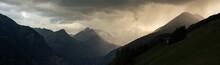 Mountain Landscape. Austria