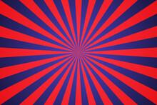 Sunburst Pattern Background. R...