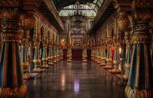 Mysore Palace,Karnataka,India