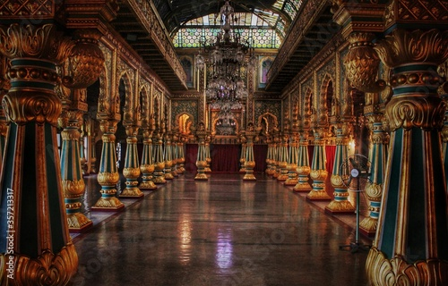 Foto Mysore Palace,Karnataka,India