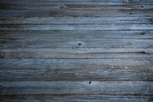 Old Wood Texture, Dark Grey Weathered Wooden Boards Background