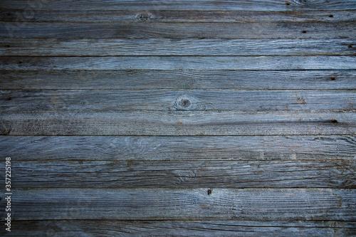 Fototapeta old wood texture, dark grey weathered wooden boards background obraz