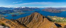 New Zealand, Otago, Scenic Pan...
