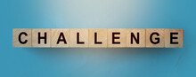 Challenge Word Made With Woode...