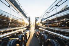 Stainless Steel Milk Tankers S...