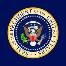 American Seal President Of The...
