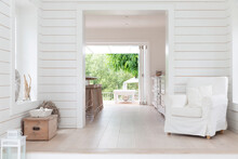 White Wood Shiplap Home Showca...