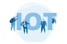 Internet Of Things , IOT, Netw...