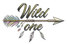 Native American Indian Arrow W...