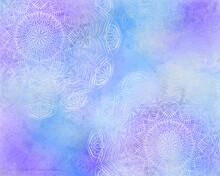 Bohemian Mystic Abstract Manda...