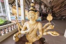 Budda Statue In Tiger Cave Tem...