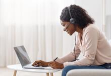 Online Education Concept. Youn...
