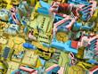 canvas print picture 3D Extrusion Technology