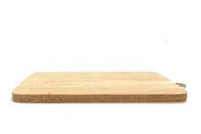 Wooden Cutting Board Isolated ...