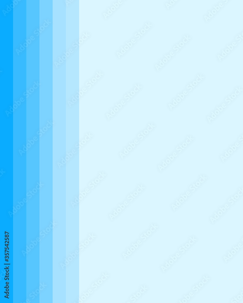 Fototapeta Abstract to the background with geometric with blue monochrome color inspiration sea of beach, vector