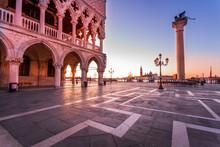 Plaza De San Marco Venice Italy