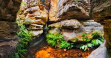 BM Walls Walk In Cave Pan