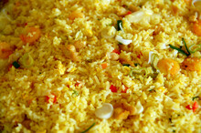 Yang Chow Chinese Mix Fried Rice Meal