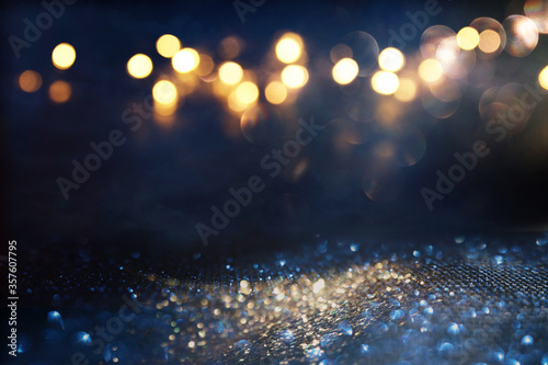 Cuadros en Lienzo background of abstract glitter lights