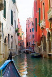 Venice. Italy. The Culture Of Italy. Sights and nature of Italy. Sea. The sun.