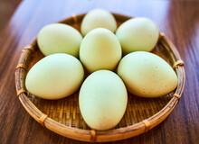 Healthy Green Eggs