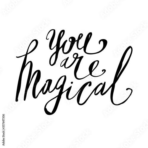 You are magical Tapéta, Fotótapéta