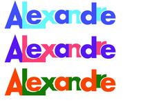 Alexandre écrit En Plusieurs ...