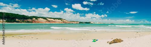 Valokuvatapetti Beach of praia do pipa in the northern state of Natal, posh and exclusive locati