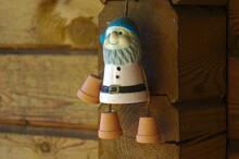 Figure Of A Bearded Dwarf On T...