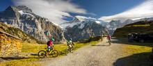 Chamonix Mountain Peaks