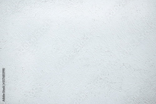 Leinwand Poster decorative concrete wall white plaster light background, the wall of the buildin
