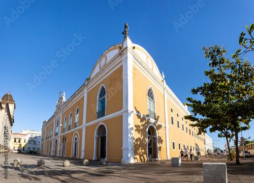 Shopping Paço Alfândega - Antigo edifício de alfândega do Porto do Recife Wallpaper Mural